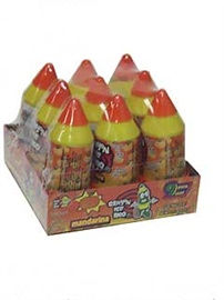 Picture of Crayon - Strawberry - Fresa Candy 9 units - Item No. 9254