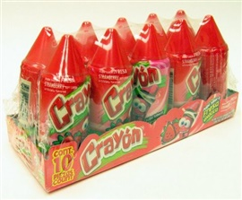 Picture of Crayon Fresa 10 units - Item No. 9258