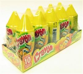 Picture of Crayon Mango 10 units- Item No.9259