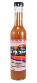 Picture of Salsa Penjamo Orange Hot Sauce - Item No. 93573-91955