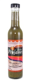 Picture of Salsa Penjamo Green Habanero Hot Sauce - Item No. 93573-91956