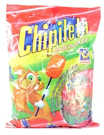 Picture of Chipileta Watermelon Lollipop and Hot Candy 30 ct - Item No. 95600-00273