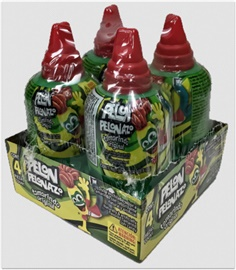 Picture of Pelon Pelo Rico - Pelonazo Grande 4 units - Item No. 9579
