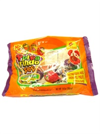 Picture of De la Rosa Pulparindo Popcicle 50 count - Item No. 9583