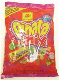 Picture of De la Rosa Pi�ata Mix 4 LB Bag- Item No.9586