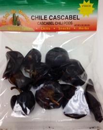 Picture of Chile Cascabel Dried Chile Pepper by El Sol de Mexico 2 oz.- Item No.9657