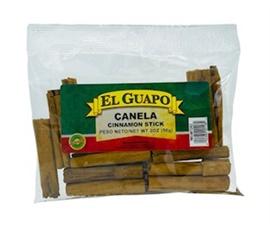 Picture of Whole Cinnamon by El Sol de Mexico- Item No.9665