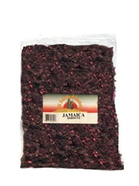 Picture of Hibiscus Flowers - Flor de Jamaica 8 oz. - Item No. 9689