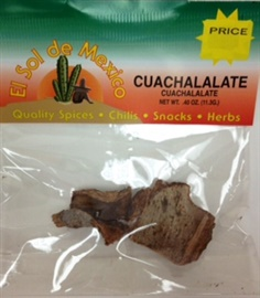 Picture of Cuachalalate by El Sol de Mexico - Item No. 9692