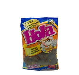 Picture of Salado Fresco - Saladulces HOLA Lobito - Lemon Flavored Salted Plums - 2.4 oz - 3 units - Item No. 97832-00003