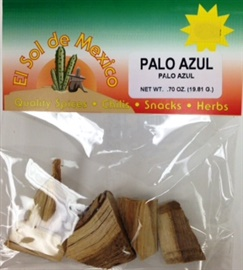 Picture of Palo Azul / Kidney Wood by El Sol de Mexico (Pack of 3) - Item No. 9840