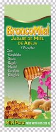 Picture of Broncomiel Jarabe 8 oz- Item No.99711-00131