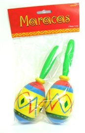Picture of Fiesta Maracas Party Favor 2 Pieces - Item No. ams-391083
