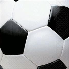 Picture of Soccer Fan Beverage Napkins Pack of 16- Item No.ams-509709-bn