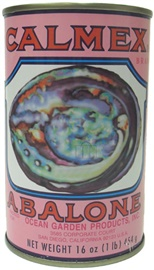 Picture of CALMEX Abalone Ocean Garden Products - 16 oz - Item No. calmex-abalone