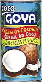 Picture of Goya Coco - Cream of Coconut 15 oz - Item No. goya-2163