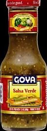 Picture of Goya Salsa Verde 17.6 oz- Item No.goya-2889