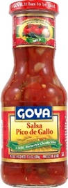 Picture of Goya Pico de Gallo Salsa 17.6 oz - Item No. goya-2891