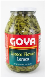 Picture of Goya Loroco Flower 32 oz - Item No. goya-2986