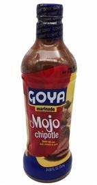 Picture of Goya Chipotle Mojo Marinade 24 oz- Item No.goya-3058