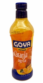 Picture of Goya Naranja Agria - Bitter Orange Marinade 24 oz - Item No. goya-3063