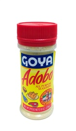 Picture of All Purpose Adobo Seasoning Mix with Pepper by Goya 8 oz - Item No. goya-3828