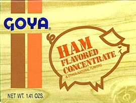 Picture of Goya Ham Flavored Seasoning 1.41 oz - Item No. goya-3837