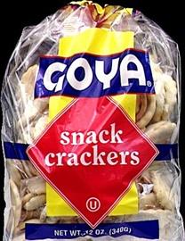 Picture of Goya Snack Crackers 12 oz- Item No.goya-4955