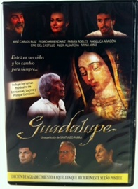 Picture of Guadalupe, La Pelicula DVD (140 min) - En Espanol (Subtitulos en Ingles) - Item No. guadalupe-movie