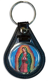Picture of Our Lady of Guadalupe Keychain - Llavero Virgen de Guadalupe- Item No.hm252