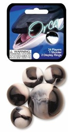 "Picture of Orca Marbles Game Net (Canicas) 6.25""h x 2.75""w x 1.5""d - Item No. marbles-77655"