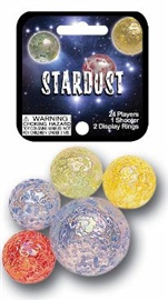 "Picture of Stardust Marbles Game Net (Canicas) 6.25""h x 2.75""w x 1.5""d - Item No. marbles-77679"