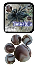 "Picture of Tarantula Marbles Game Net (Canicas) 6.25""h x 2.75""w x 1.5""d - Item No. marbles-77784"