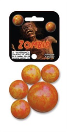 "Picture of Zombie Marbles Game Net (Canicas) 6.25""h x 2.75""w x 1.5""d - Item No. marbles-77796"