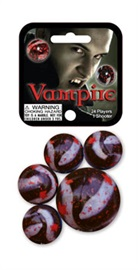 "Picture of Vampire Marbles Game Net (Canicas) 6.25""h x 2.75""w x 1.5""d - Item No. marbles-77798"