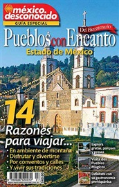 Picture of Pueblos con Encanto en el Estado de Mexico - Item No. md-031
