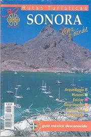 Picture of Rutas Turisticas - Sonora Mexico Desconocido- Item No.md-122
