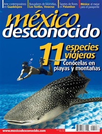 Picture of 11 Especies Viajeras en Mexico: Conocelas en Playas y Montanas Mexico Desconocido - Item No. md-404