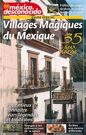 Picture of Villages Magiques du Mexique (Guide Sp�cial en Fran�ais) Mexico Desconocido - Item No. md-mexique-fr