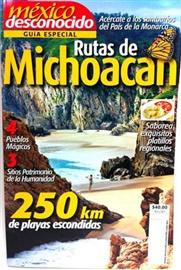 Picture of Rutas de Michoacan Mexico Desconocido- Item No.md-michoacan