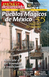 Picture of 35 Pueblos Magicos de Mexico - Item No. md-pueblos-mexico
