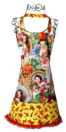 Picture of Hot Calendar Girls Apron- Item No.mp-calendargirls