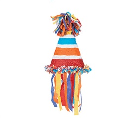 Picture of Party Hat Pinata - Item No. pinata-12981