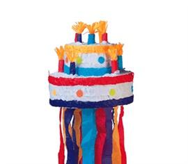 Picture of Birthday Cake Pinata- Item No.pinata-19650
