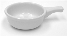 Picture of Tuxton Casserole Dish 10oz (Cazuela para Queso Fundido) - Item No. tuxton-tre-048
