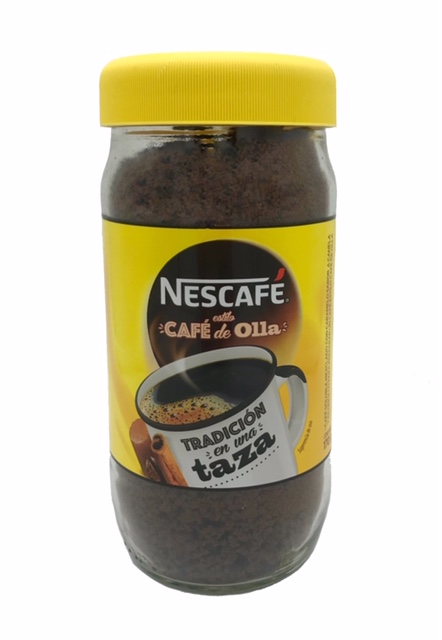 Nestle Cafe De Olla With Cinnamon
