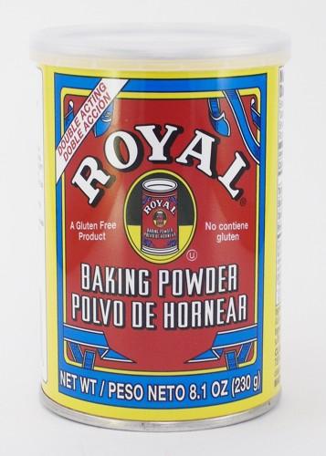 Royal Baking Powder Polvo Para Hornear Royal 8 1 Oz