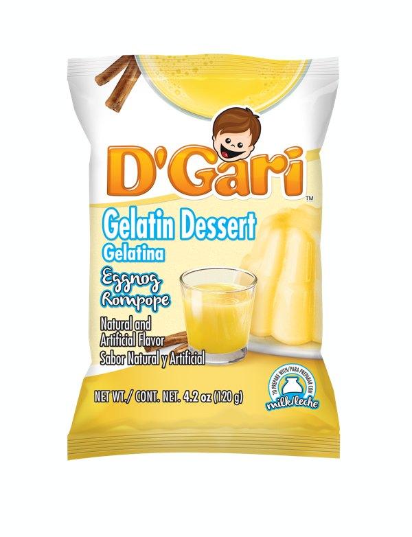 Picture of D'Gari Rompope Dessert Mix 7 oz. - Item No. 3373