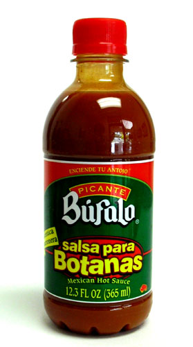 Picture of Salsa Botanera Hot Sauce Bufalo - Item No. 36374-93520