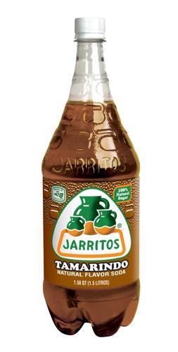 tamarind flavor jarritos tamarindo soft drink 15 liter